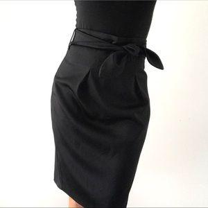 🌸 Jacob Women's Black Mid Skirt 🌸